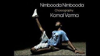 Nimbooda Nimbooda || Choreography || Komal Verma