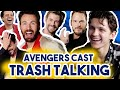Download  THE AVENGERS CAST TRASH TALKING EACH OTHER | Funny Moments Avengers: Endgame MP3,3GP,MP4