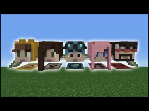Minecraft Tutorial: How To Make A Youtuber Apartment/House