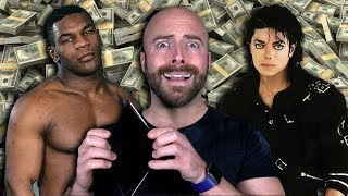 10 Filthy Rich People Who Lost Their Fortunes!