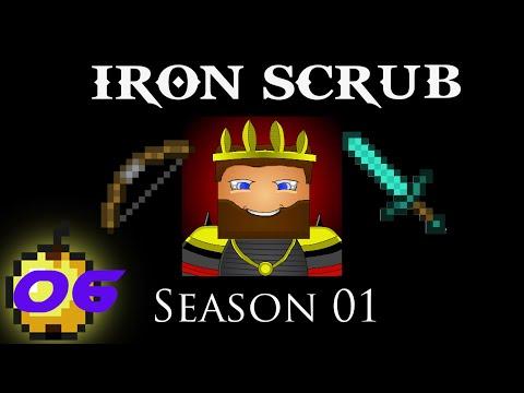 Minecraft: IRON SCRUB - S01E06 - Jungle Hunt Prep