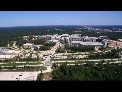 ExxonMobil's New North Houston Campus  4K HD