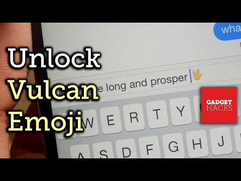 Add the Secret Vulcan Salute Emoji to Your iPhone's Keyboard [How-To]