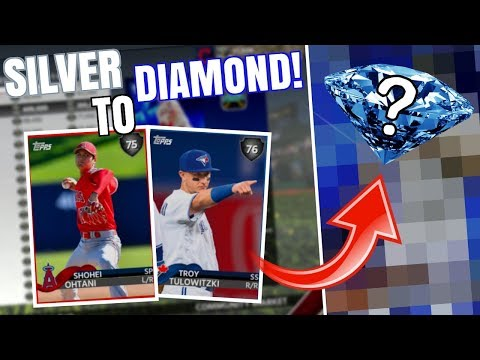 Turn SILVERS Into DIAMONDS! Roster Update Gold Upgrades Cheat! MLB The Show 18 Diamond Dynasty