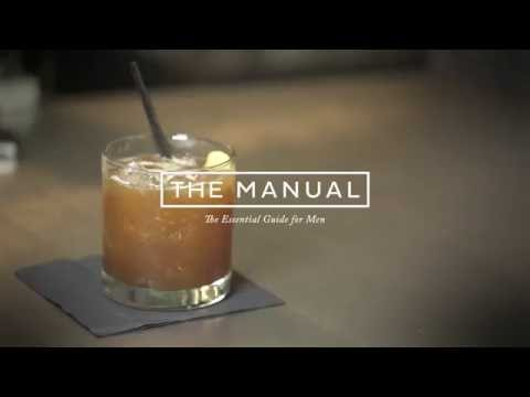 The Manual Bartender - How to Make a French Bulldog