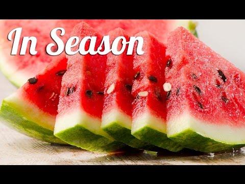 3 Watermelon Recipes | In Season