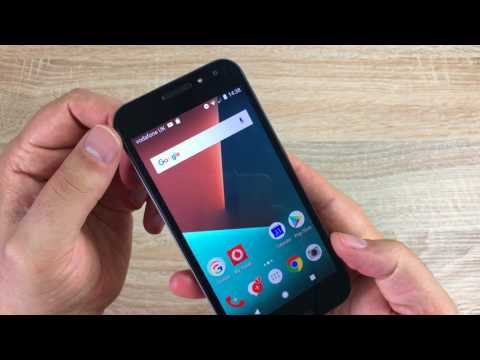 How to insert sim and SD card into Vodafone Smart N8