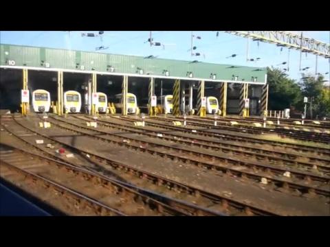 On Board: c2c Fenchurch Street to Rainham Station