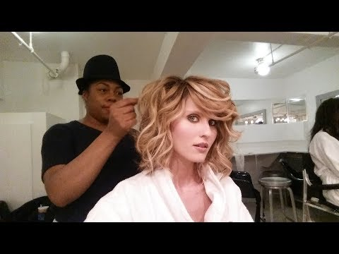 So You Want To Be An On Set Hairstylist?