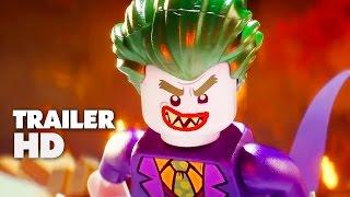 The Lego Batman Movie - Official Comic-Con Trailer 2017 - Zach Galifianakis Movie HD
