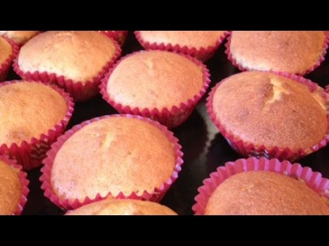 How To Make Delicious And Easy Yogurt Cupcakes - DIY  Tutorial - Guidecentral