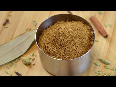 Homemade Garam Masala Powder Recipe