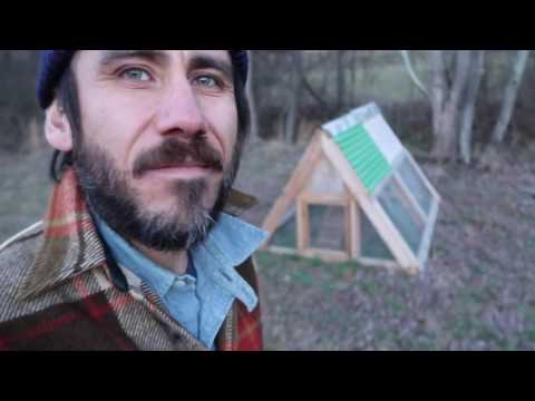 A-Frame Chicken Coop Review