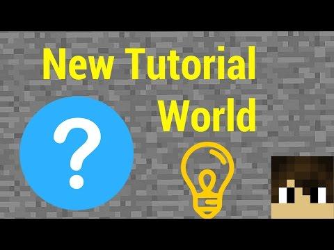 NEWS: New Tutorial World!