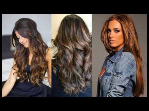 Cinnamon Hair Color With Blonde Highlights Best Products