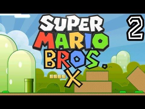 Super Mario Bros. X | Episode 02