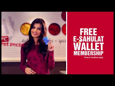 KFC JPE value Meal - Jitne ka kharch itne ki Diamond Jewellery