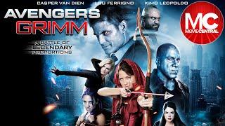 Avengers Grimm | Full Adventure Fantasy Movie