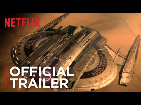 Star Trek: Discovery | Official Trailer [HD] | Netflix
