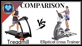 Treadmill vs Elliptical Cross Trainer | Want to Lose Weight? Which one is Better?