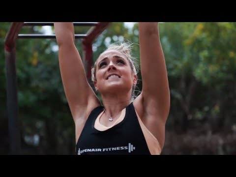Constantly Varied Fitness!!! - Maddy Jackson