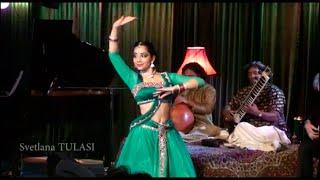 Indian Classical & Flamenco Fusion   Indialucia   Svetlana Tulasi