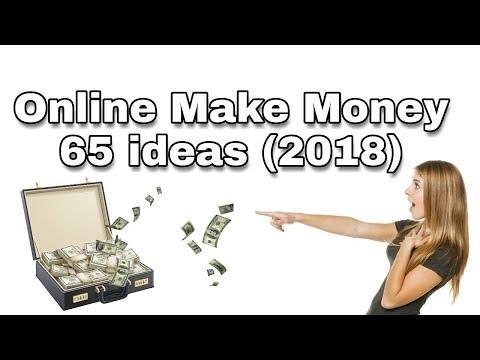 Online Make Money - Work At Home 65 ideas  2018 - Urdu   Hindi