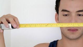 En este video se os revela el tamaño promedio del pene o miembro masculino, estos resultados son mundiales, se ha tomado la media de todos los paises del mundo. Descubre cual es el tamaño promedio del miembro masculino.