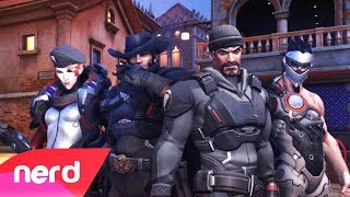 Overwatch Song | Shadow Finds You (Blackwatch Song) | #NerdOut
