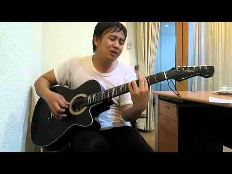 BUNGA CITRA LESTARI - CINTA SEJATI - Achy Guitar Cover (OST. Habibie Dan Ainun)