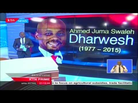 Tributes to Darwesh : Standard Media Group mourn death of news anchor
