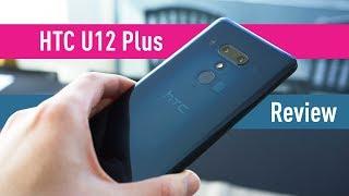HTC U12 Plus live review - button woes meet camera wins