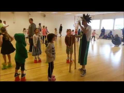 Get Busy! Circus Skills with Skyline Gang - Butlins Bognor Regis