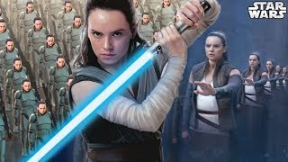 Rey's Identity Was Revealed in The Last Jedi and We All Missed It - Star Wars Theory