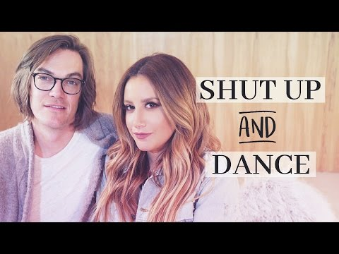 Shut Up and Dance | Music Sessions | Ashley Tisdale