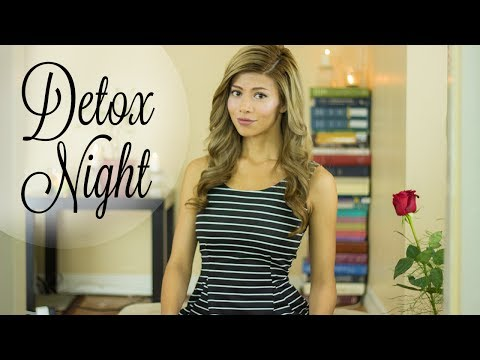 Relax With Me   Detox Night