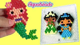 AquaBeads Disney Princess Playset Character Girls Water Toys by Funtoys