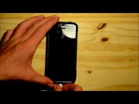 How To Get Your iPhone In/Out Of Recovery Mode (iOS 7)