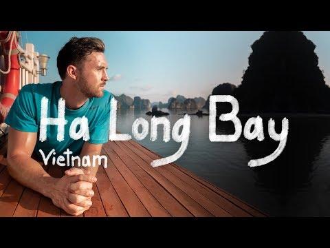 Ha Long Bay Vietnam 2018 - Vlog 144