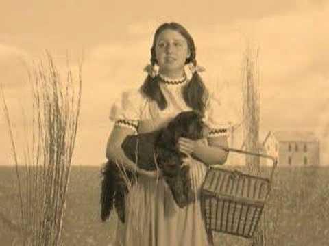 Dorothy at the Hair salon