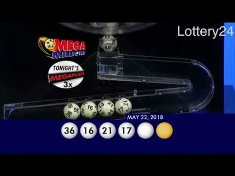 2018 05 22 Mega Millions Numbers and draw results
