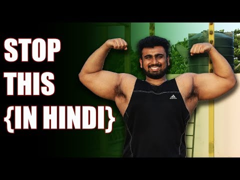 How to gain Weight Fast | Bandh Karo Yaar yeh sab [HINDI VIDEO]