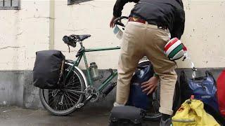 #TORNAACASAMARCOPOLO Un Viaggio in Bici in solitaria da Shanghai a Venezia di Alessandro Gallo 01