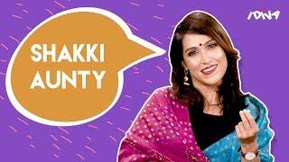 iDIVA - Shakki Aunty Part 1 | This Is Every Padosi Aunty Who Loves Gossip