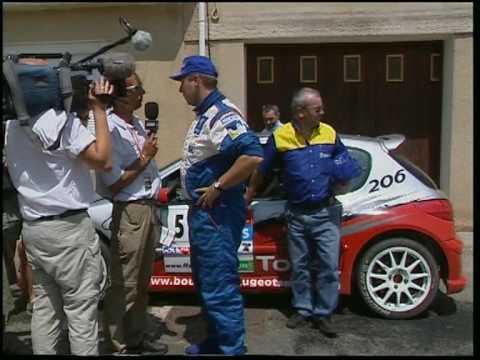 Championnat de France des rallyes 2003