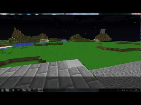 Minecraft Out-Game Tutorial - Minecraft night light