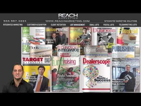NAPCO Subscriber and Attendee Business eMail and Mailing List