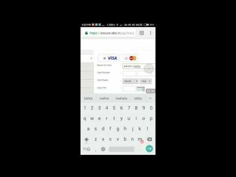 Vadodara Municipal corporation online gas bill payment
