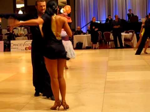 2011 USA Dance Nationals Adult Pre-Champ Latin Rumba