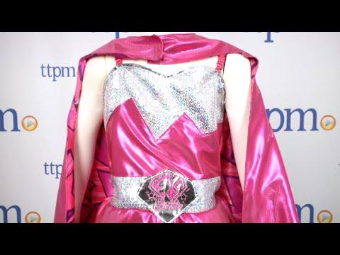 Barbie in Princess Power Princess Kara Dress from Just Play